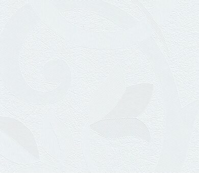Ламинированная панель ПВХ Век Шелкография Белая