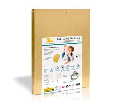 Хвойная подложка Lattialeijona (Латтильона)  4,5 мм
