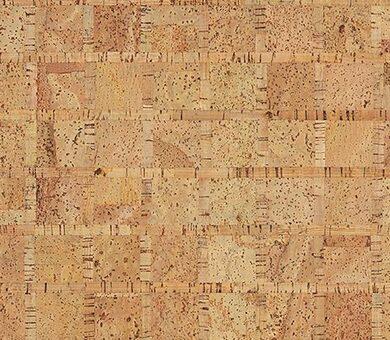 Напольная клеевая пробка Natural cork Mosaik 6мм