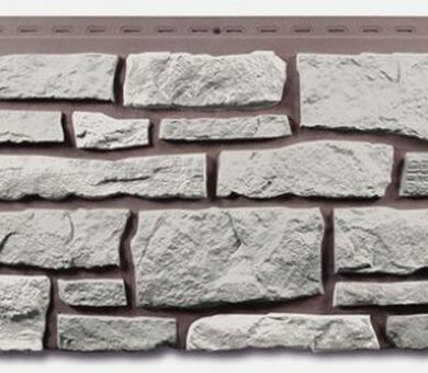 Nailite Бутовый камень Винтажный белый