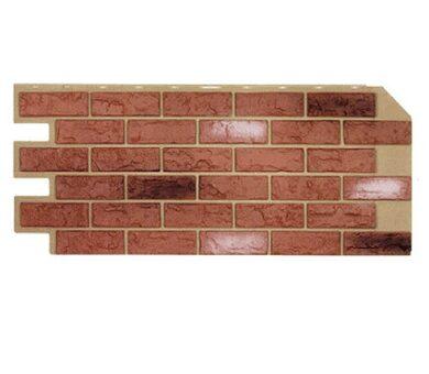 Nailite Hand-Laid Brick Used Red