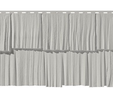 Hand-Split Shake Древесно-серый / Driftwood Gray