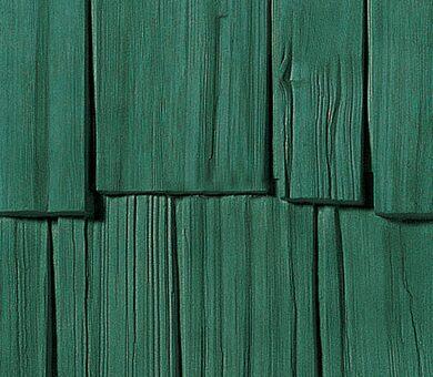 Hand-Split Shake Лесная зелень / Forest Green