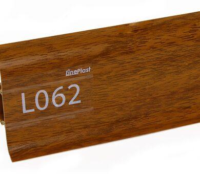 Напольный плинтус LinePlast L062 Мербау
