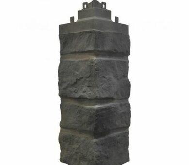 Наружный угол Nailite Бутовый камень Premium