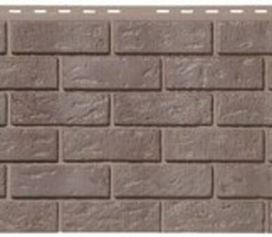 "Novik, коллекция ""Hand-laid brick"" Gray Black Blend"