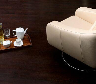 Паркетная доска Barlinek Decor Дуб Espresso Molti трёхполосный