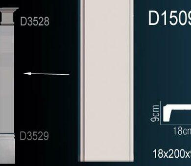 Ствол пилястры Перфект D1509