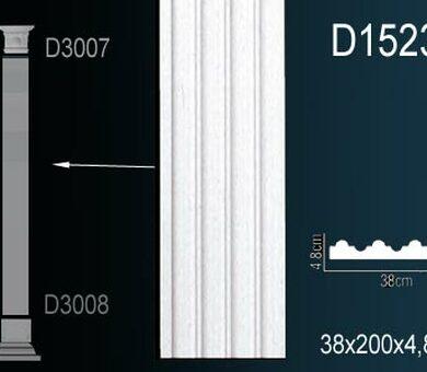 Ствол пилястры Перфект D1523