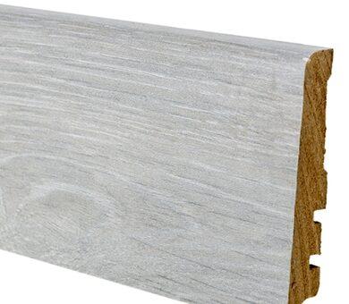 Плинтус Alsapan 15x80 448 Дуб Серый