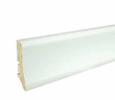 Плинтус Barlinek P20 Дуб Белый мат лак