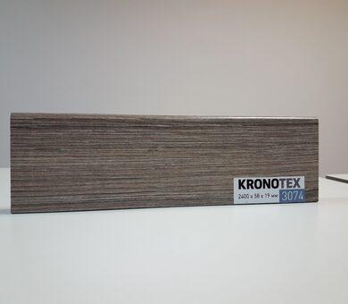 Плинтус Kronotex KTEX1 D3074 Дуб Саверн