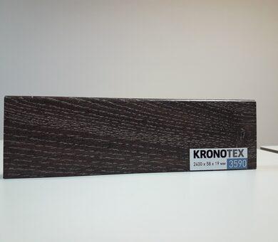 Плинтус Kronotex KTEX1 D3590 Дуб таймлесс