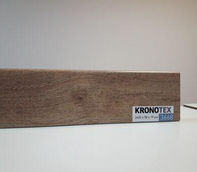 Плинтус Kronotex KTEX1 D3668 Дуб неброский