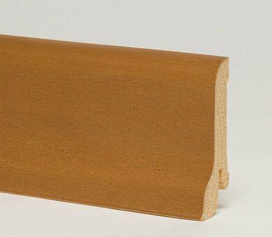 Плинтус Pedross 60x22x2500 Бук коричневый