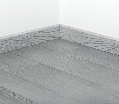 Плинтус Tarkett 80x20 Art Silver Star