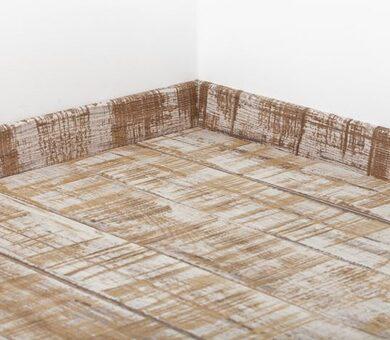 Плинтус Tarkett 80x20 Art White Oslo