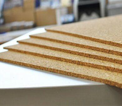 Пробковая подложка 6 мм листовая