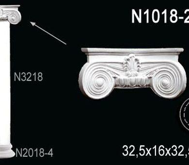 Капитель полуколонны Перфект N1018-2