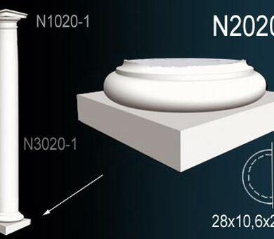 База полуколонны Перфект N2020-1