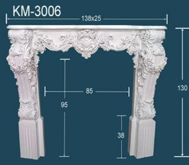 Портал камина Перфект K3006