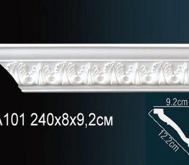 Потолочный плинтус Перфект AA101F