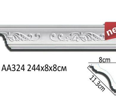 Потолочный плинтус Перфект AA324