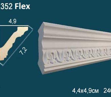 Потолочный плинтус Перфект AA352F