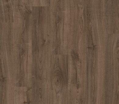 Quick-Step Eligna U3460 Дуб тёмно-коричневый промасленный