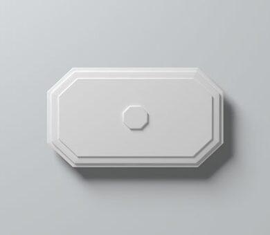 Розетка потолочная NMC Decoflair M85