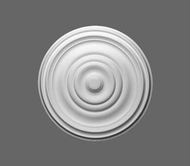Розетка потолочная Orac Luxxus R09