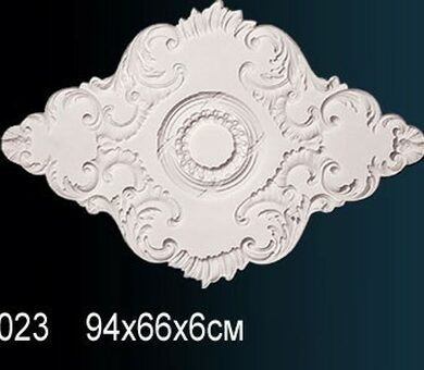 Розетка потолочная Перфект B2023