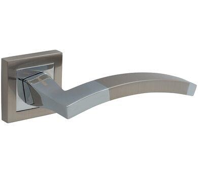 Ручка дверная Z-206 SNC МатНикельХром