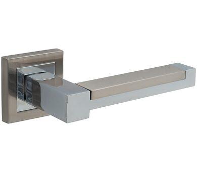 Ручка дверная Z-207 SNC МатНикельХром