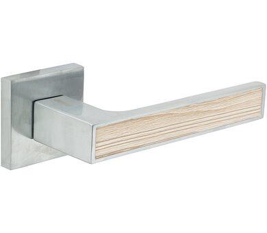 Ручка дверная Z-900 BСCA БрашХромКапучино