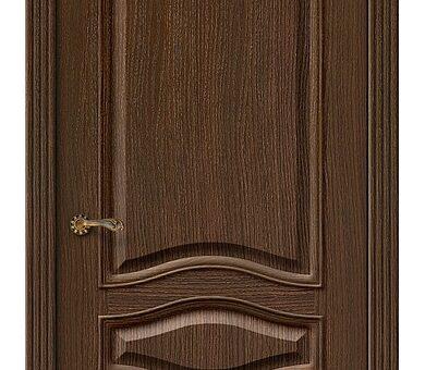 Дверь межкомнатная шпонированная Браво Вуд Классик-50 Golden Oak