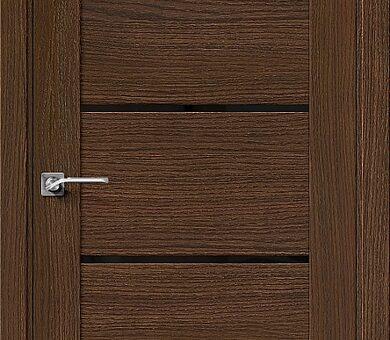 Дверь межкомнатная шпонированная Браво Вуд Модерн-22 Golden Oak