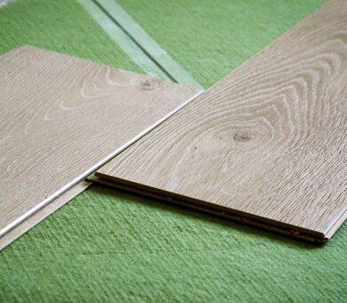 Хвойная подложка Steico Underfloor 5,5 мм