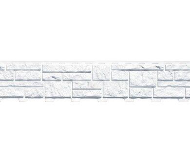 Tecos Натуральный камень Белый
