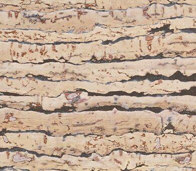 Напольная клеевая пробка Natural cork Tigre creme 6мм