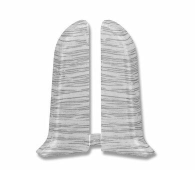 Торцевые (заглушки) плинтуса Lineplast Макси