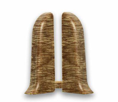 Торцевые (заглушки) плинтуса Lineplast Стандарт