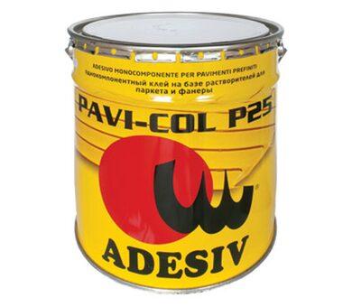 Клей для паркета Adesiv Pavi-Col P25 однокомпонентный
