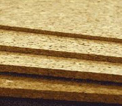 Подложка пробковая листовая 8мм