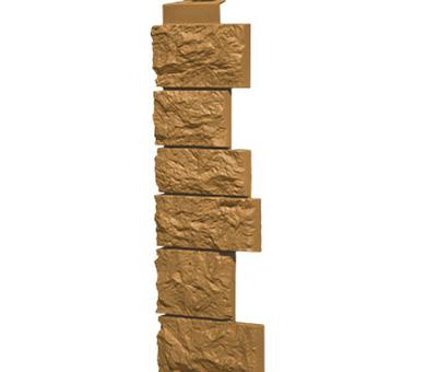 Угол наружный Дикий камень