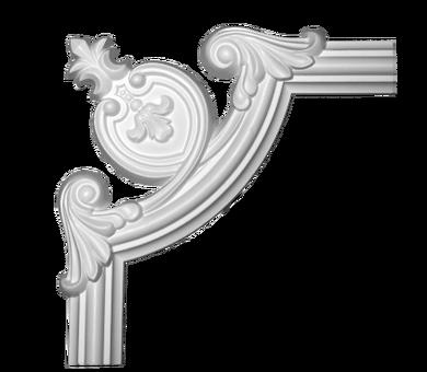 Угловой элемент Европласт 1.52.284