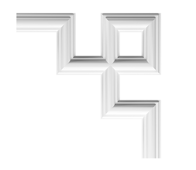 Угловой элемент Европласт 1.52.286