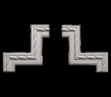Угловой элемент Европласт 1.52.294