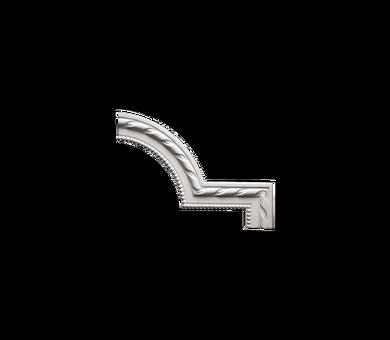 Угловой элемент Европласт 1.52.296