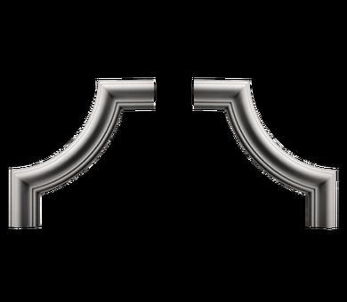 Угловой элемент Европласт 1.52.301